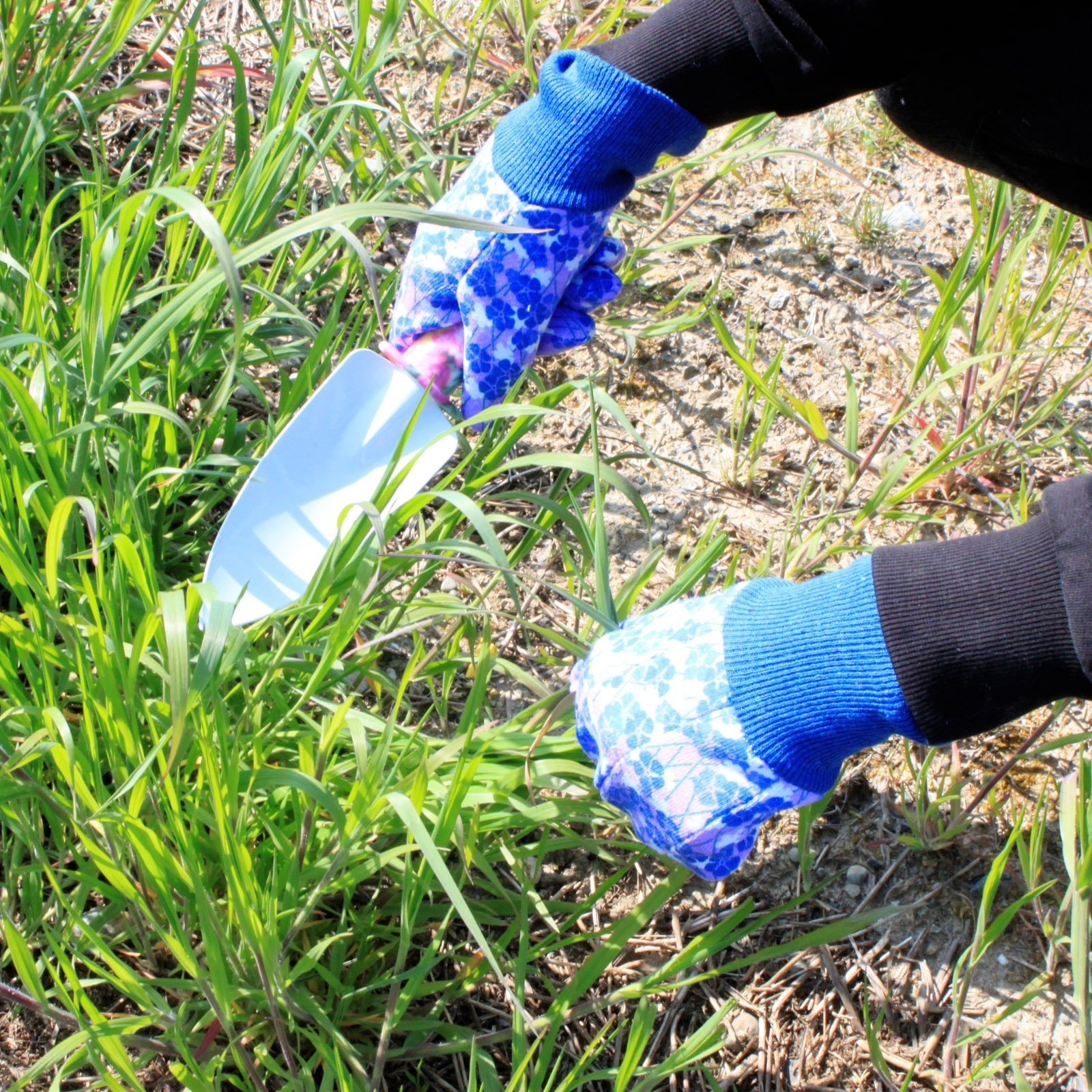 Assorted Gardening Gloves Universal Fit Durable Multi-Design