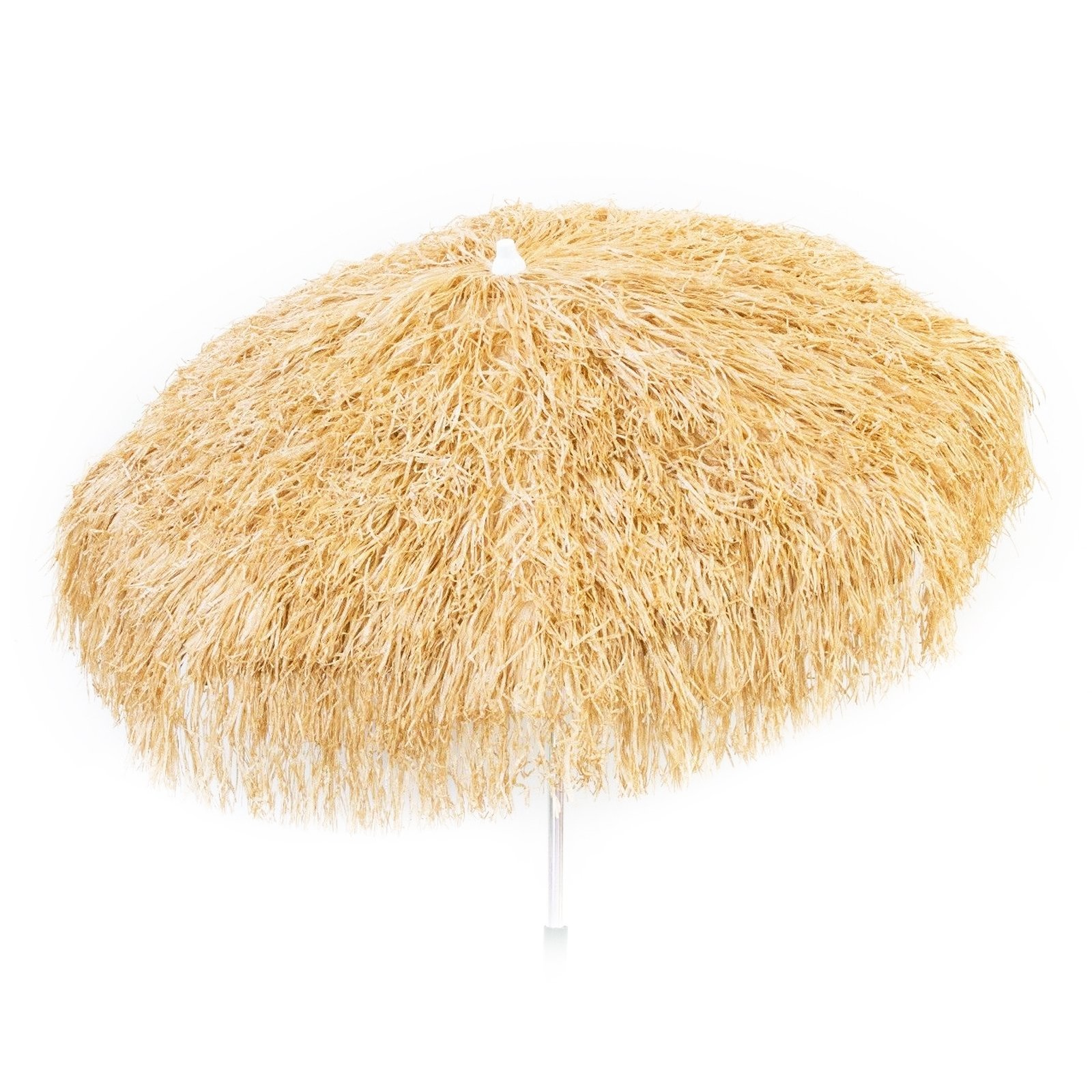 Palapa Tiki Push/Tilt Whiskey Umbrella 6 foot - Patio Pole
