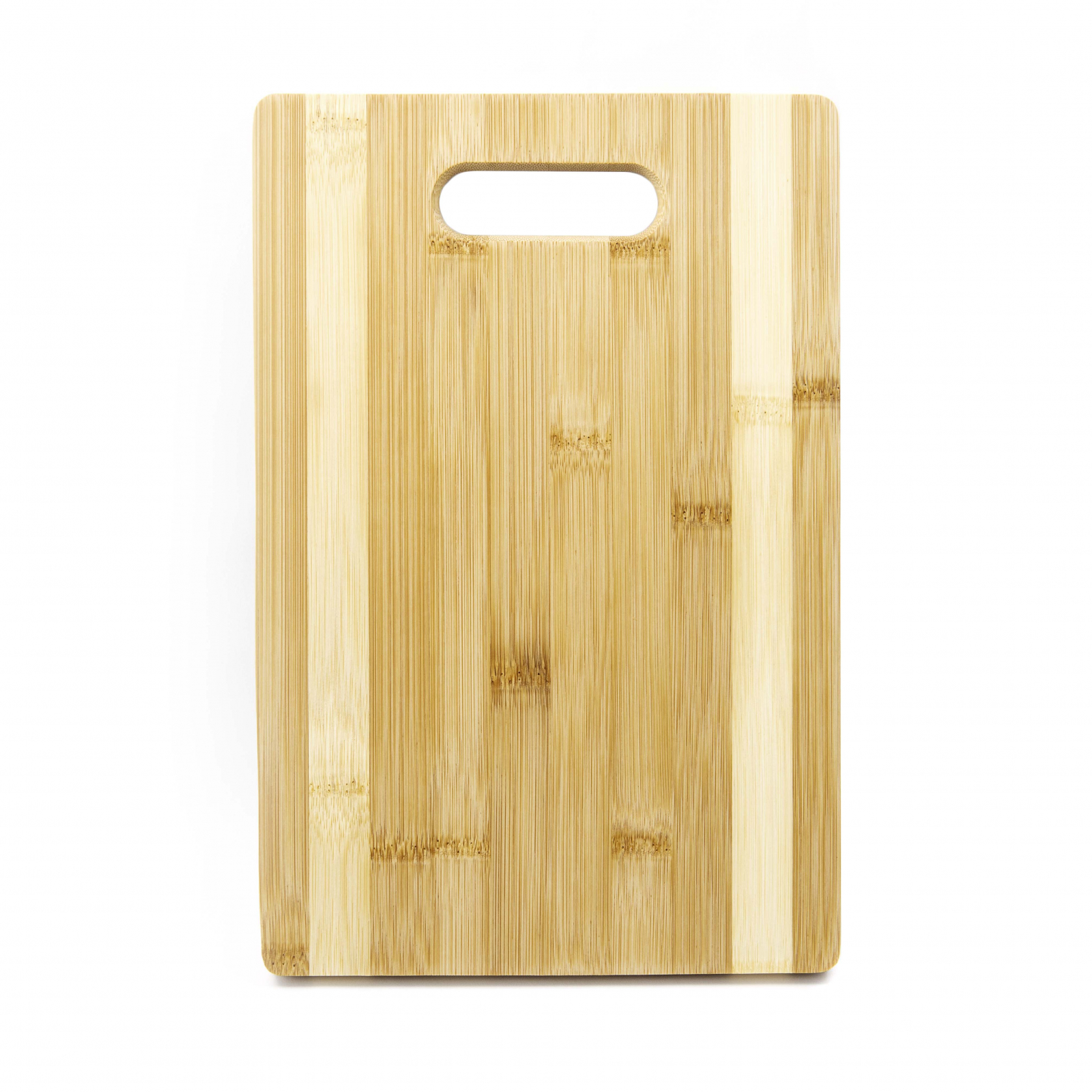 Beille Kitchen Bamboo Cutting Board 12mm Thick Food Prep