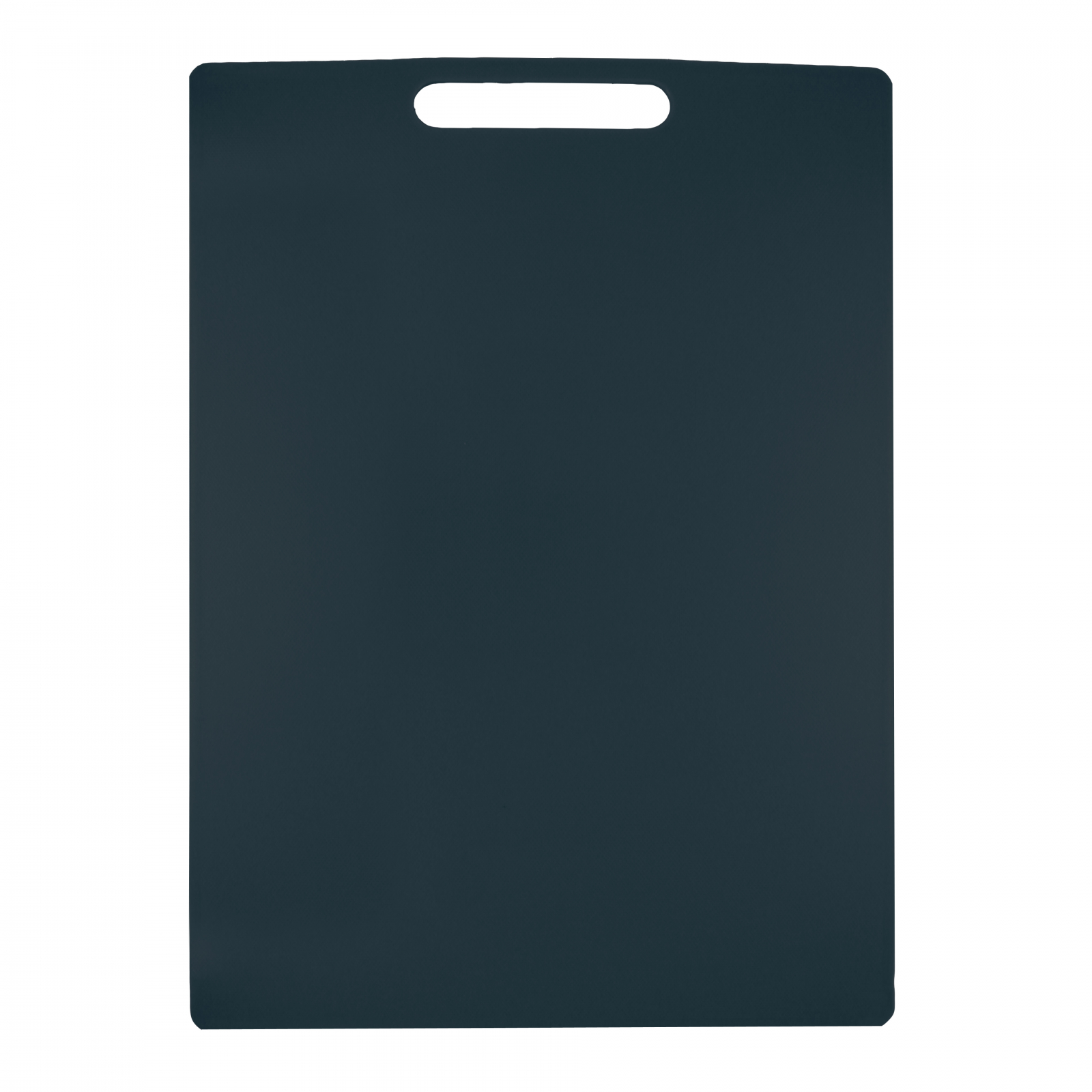 Home Essentials Kitchen Cutting Board 10.8 x 15 Inch - Black