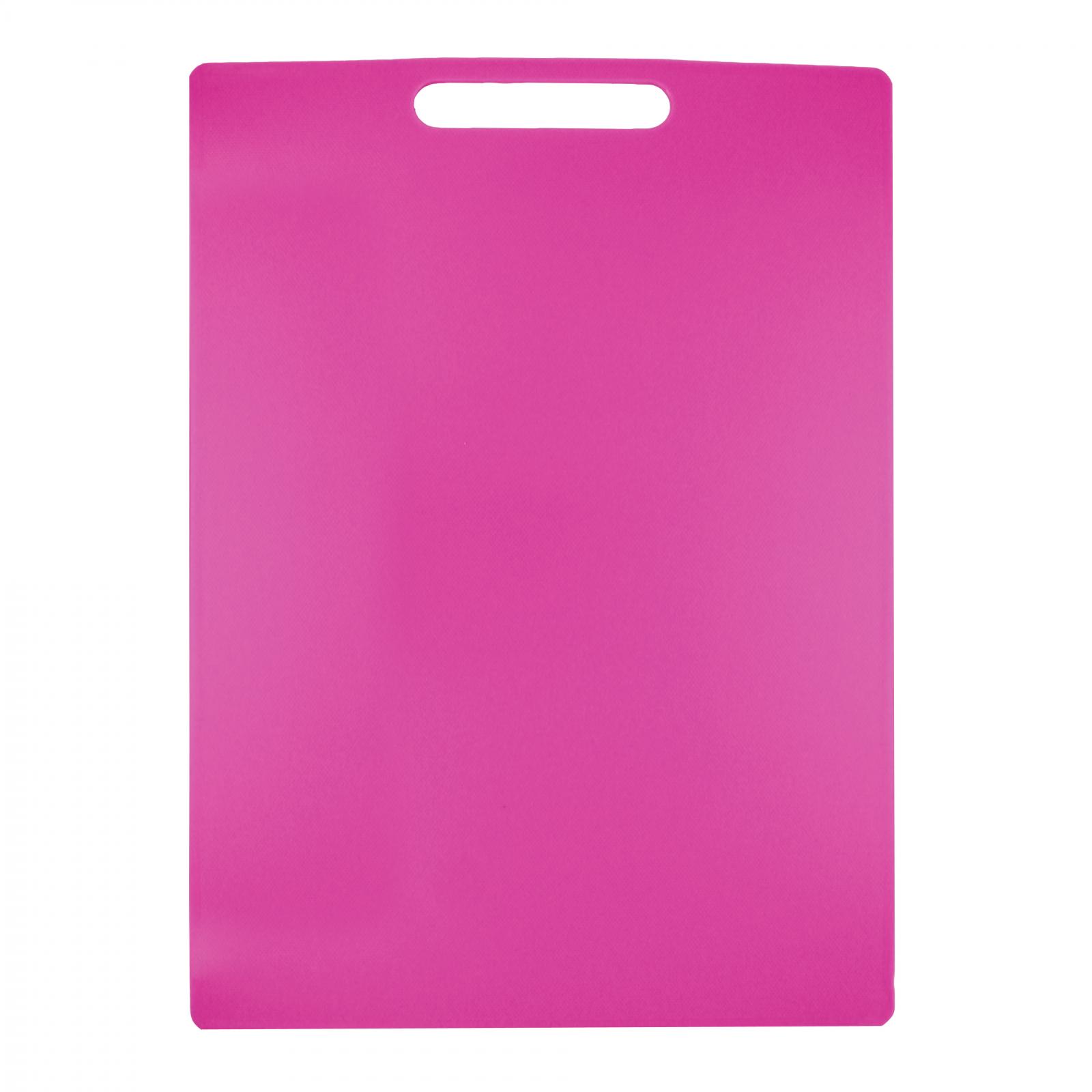 Home Essentials Kitchen Cutting Board 10.8 x 15 Inch - Pink