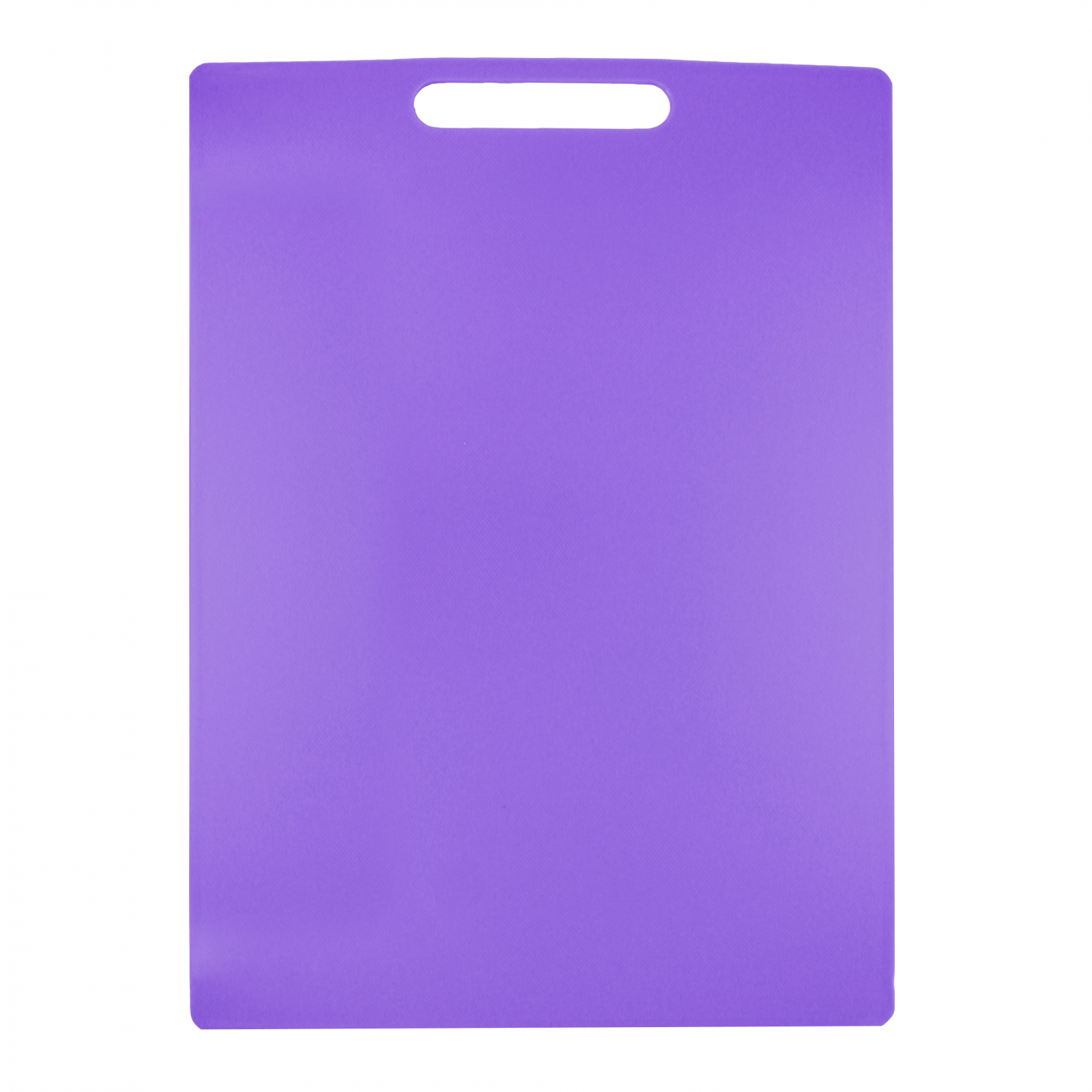 Home Essentials Kitchen Cutting Board 10.8 x 15 Inch - Purple