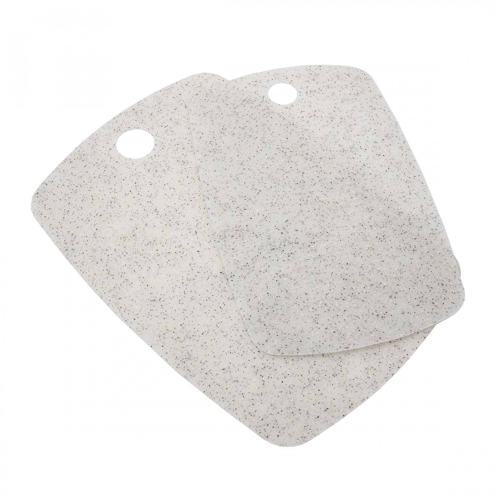 Beille Plastic Kitchen Cutting Board Set Textured Non-slip