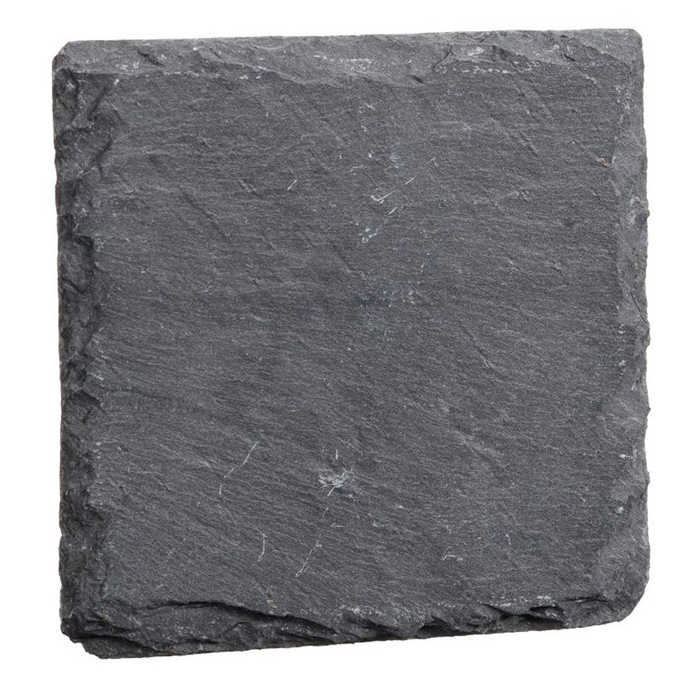 Universal Home Slate Drink Coasters 4 Pack Cup Holder Home Decor Bar Accessories