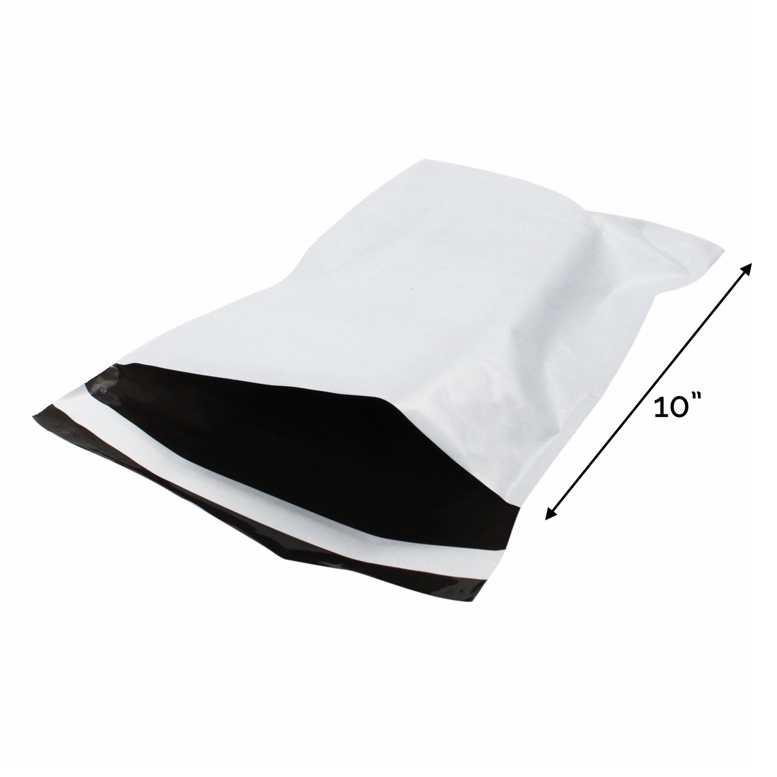 100pc Shipping Envelope Polymailer Mailers USPS Postal Bags - 7 x 10 Inch