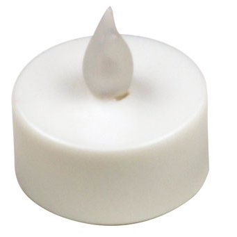 3 Flower Tealights Holders Patio BBQ Party Home Decor