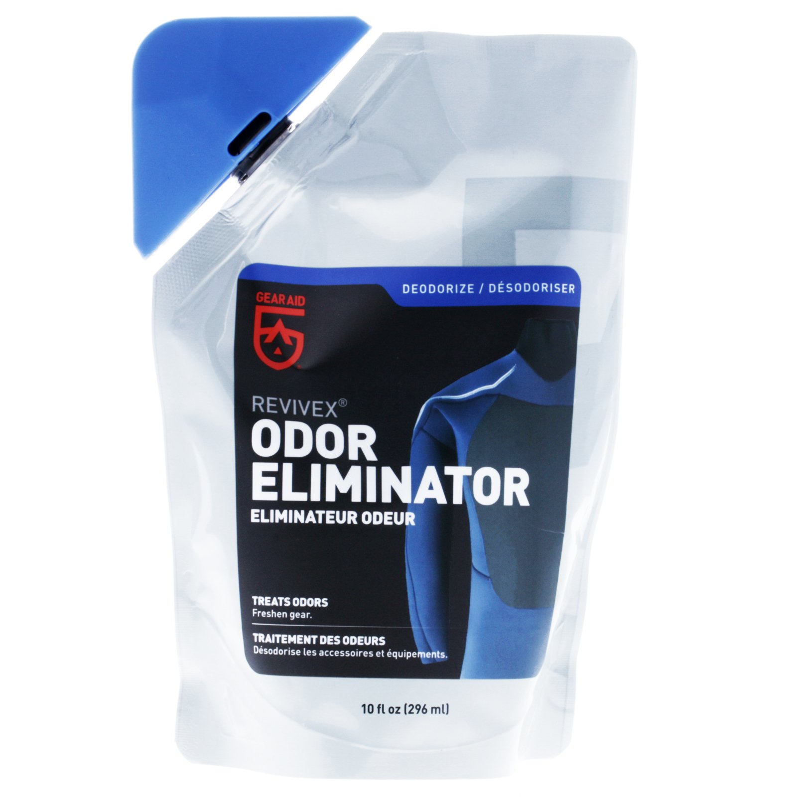 Odor Remover and Suit Cleaner Diving Equipment - 10 oz
