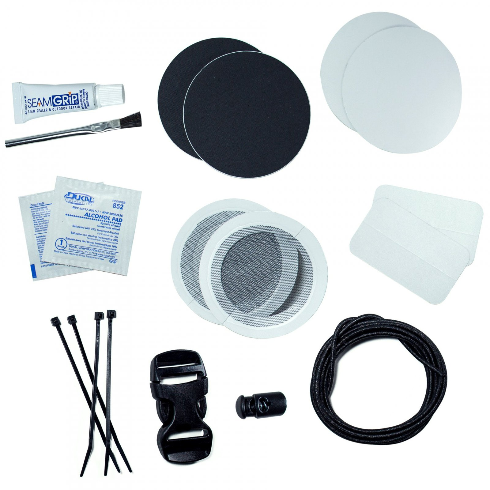 Gear Aid Camp Kit for Gear Repair Essential Supplies