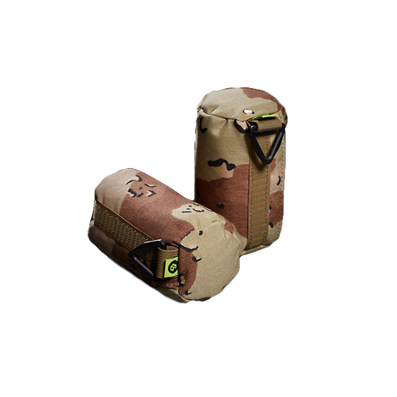 Booster Bag Shooting Bag Lightweight Carry Case Black