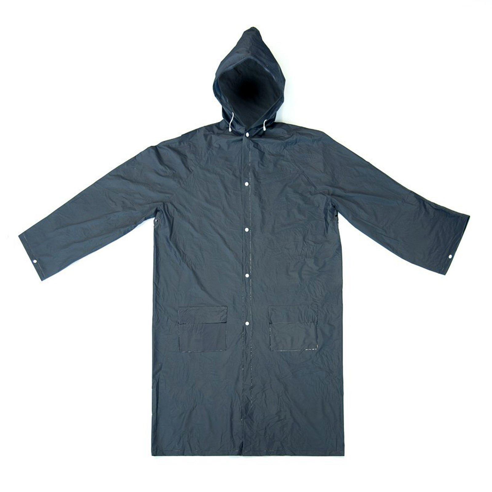 SE OD-RC784-XL Raincoat, Size M-XL, Navy Blue