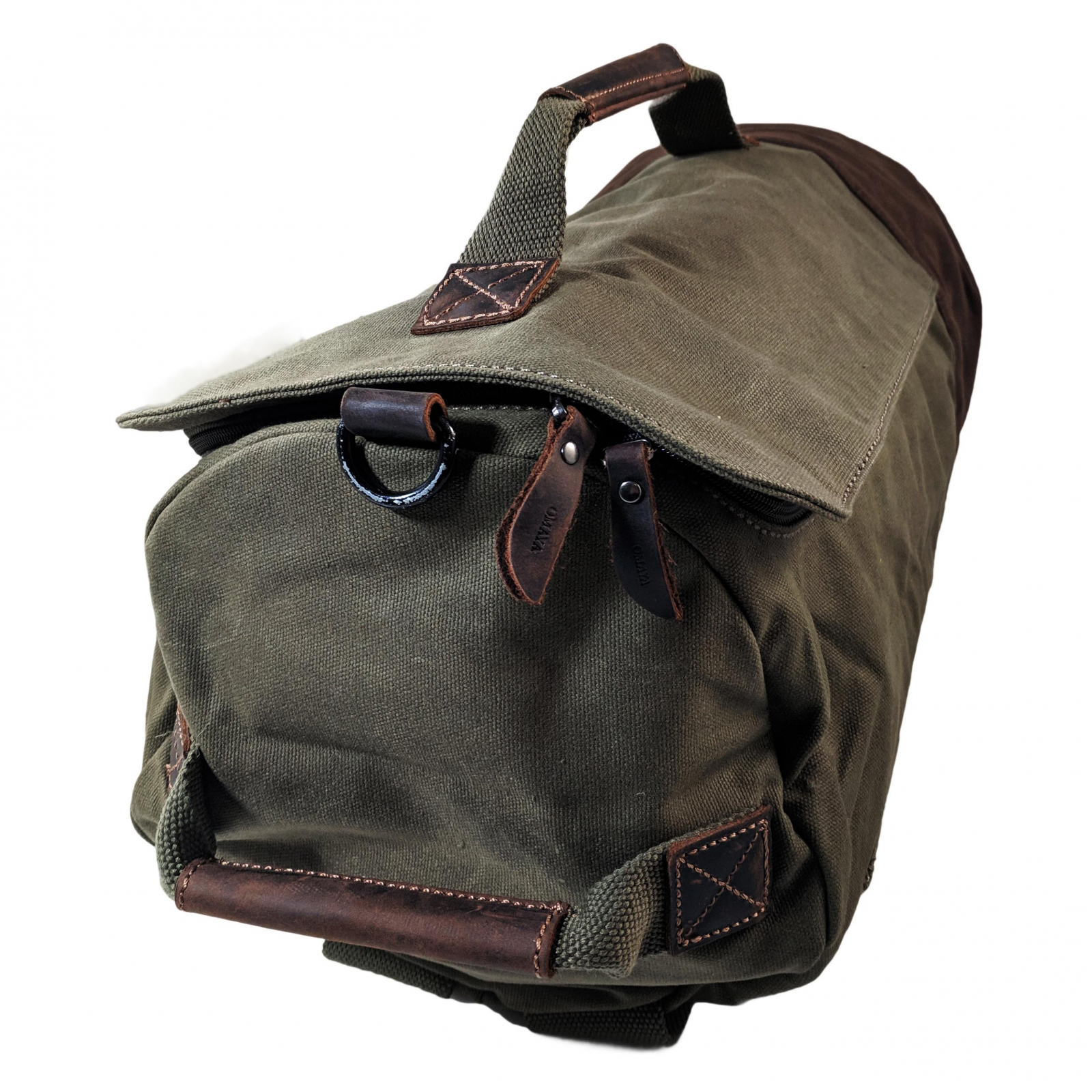 ASR Outdoor Travel Backpack Shoulder Bag Duffel Carry Olive