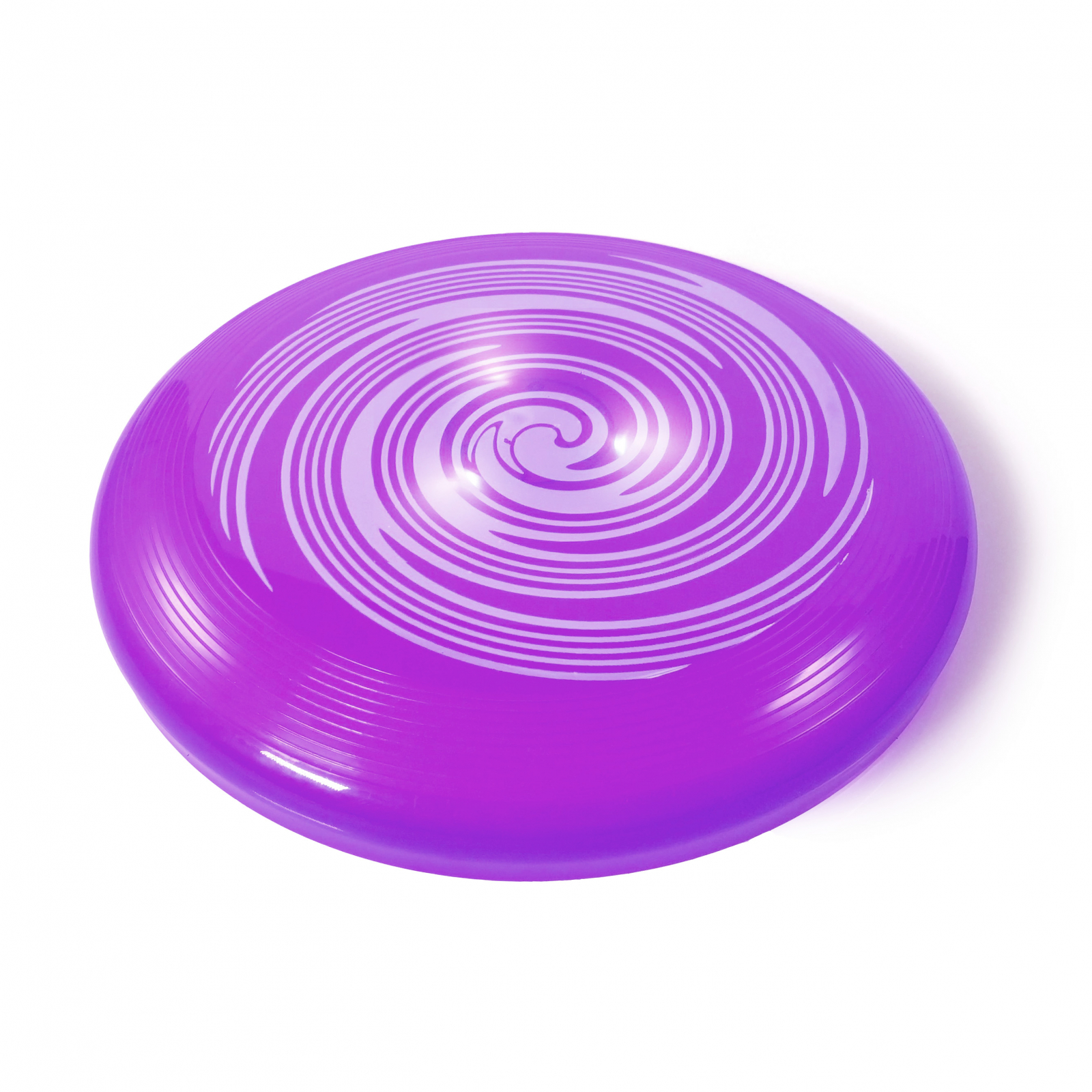 TychoTyke Kids Classic Flying Disc Light Up Toy - Purple