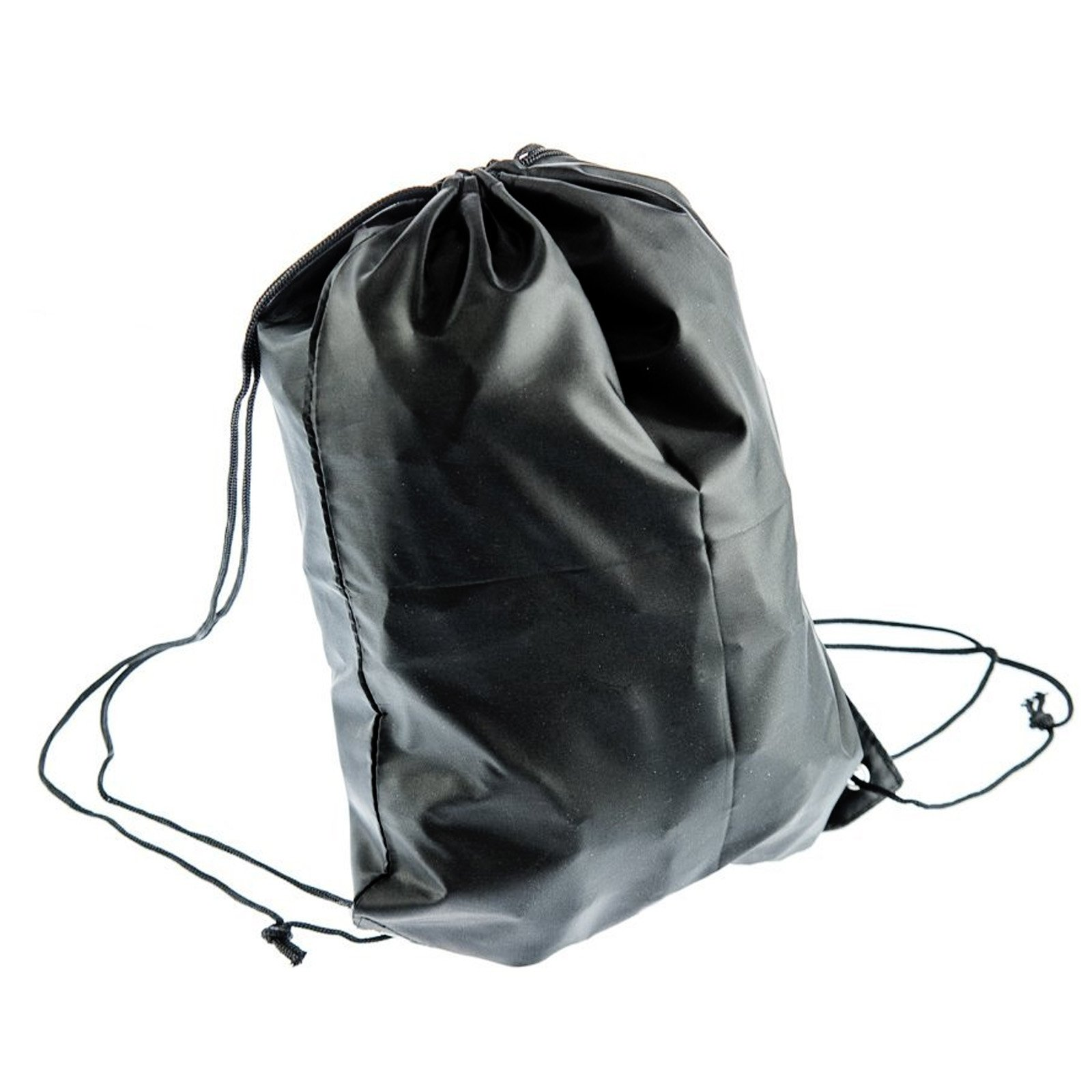 black drawstring multipurpose grommet for security with cinch stopper