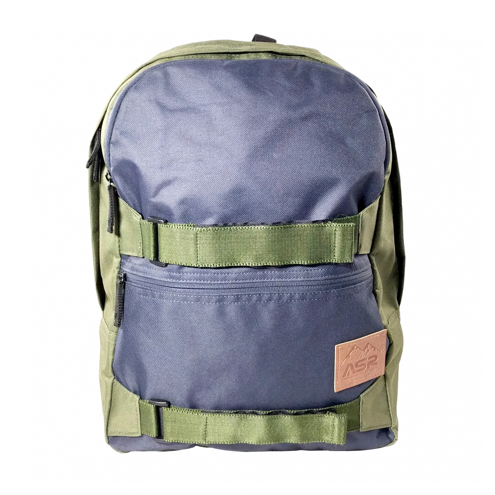 ASR Outdoor Two Tone Griptape Backpack Padded Straps