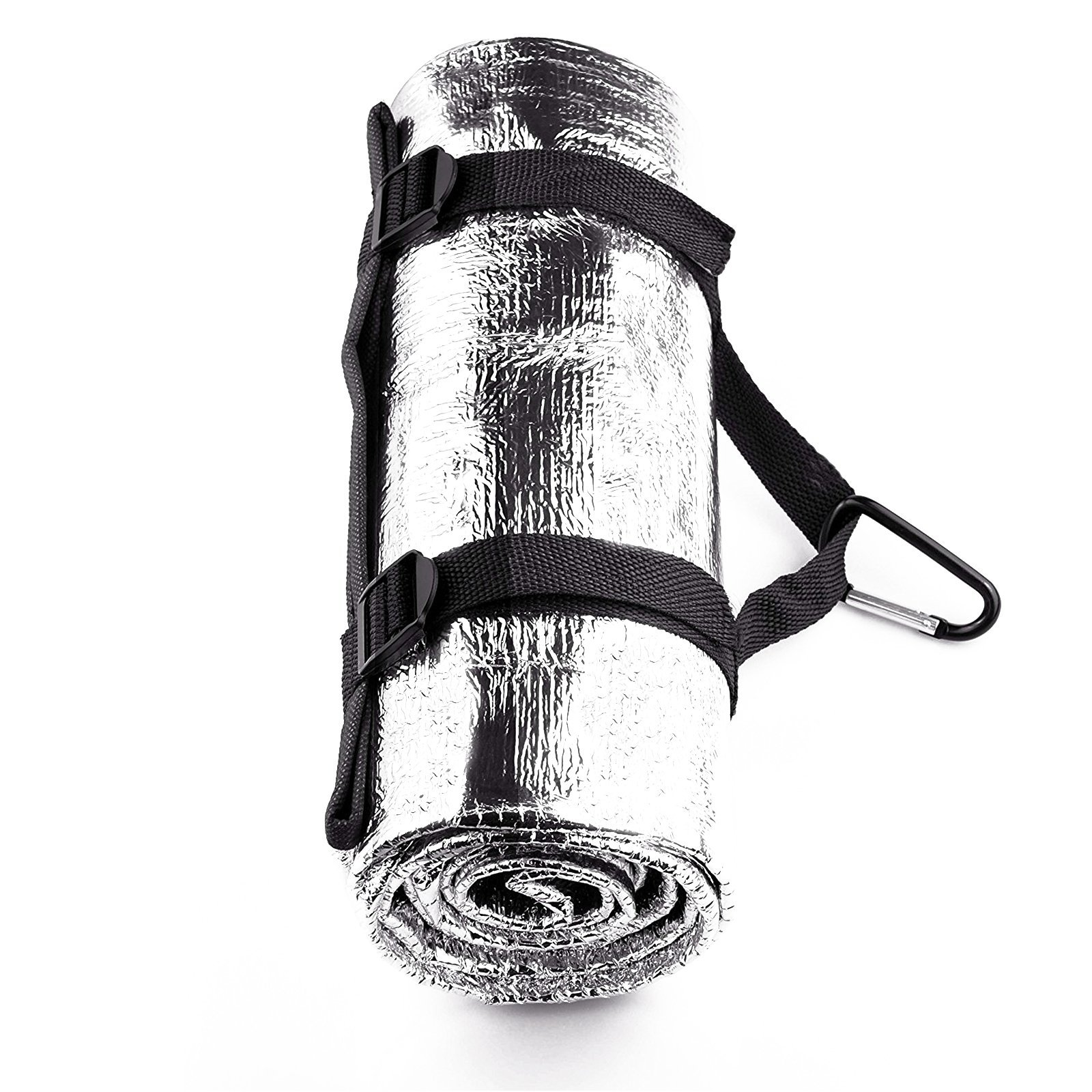 ASR Outdoor Emergency Camping Double Sided Thermal Reflective Blanket 23 x 69 IN