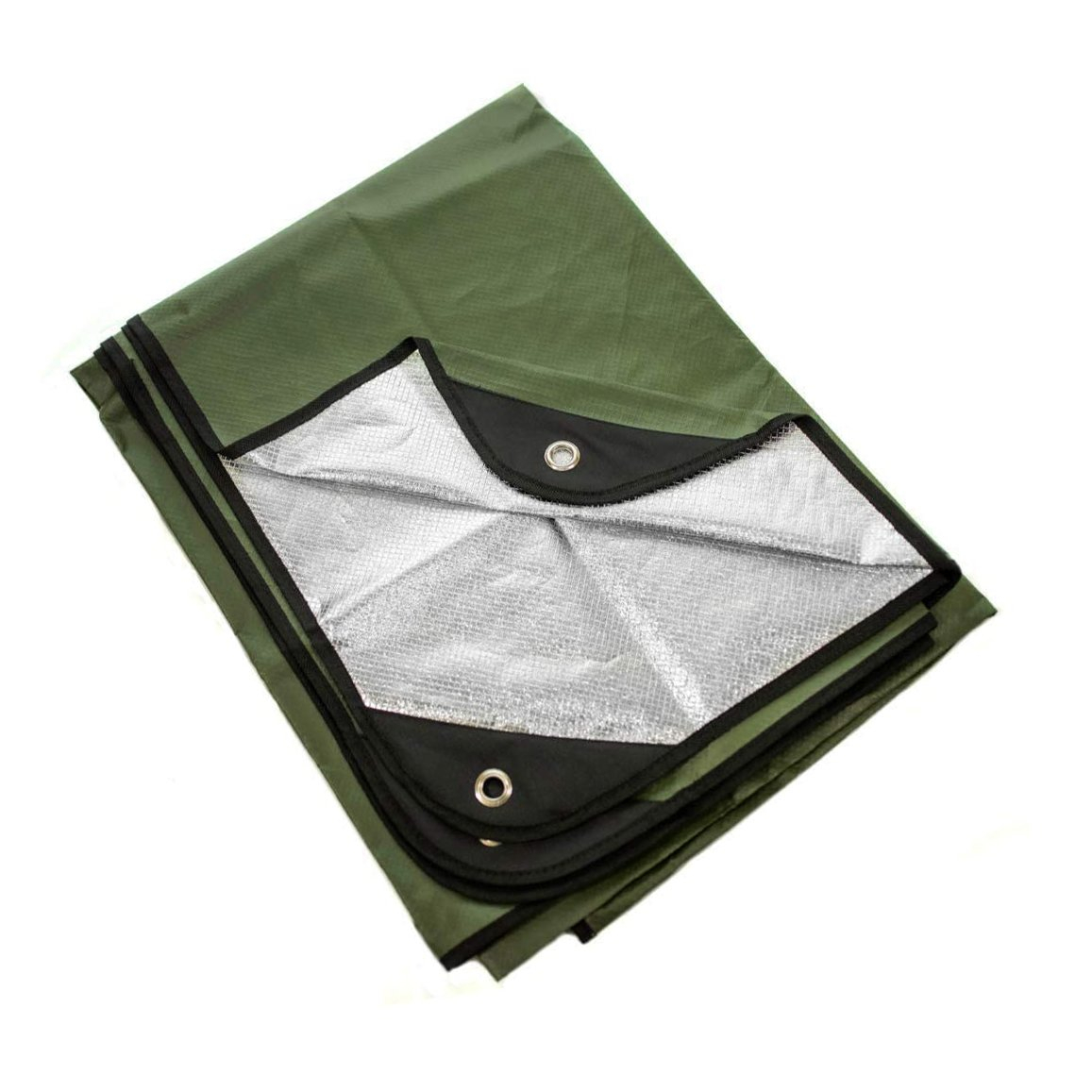 ASR Outdoor Double Sided Thick Thermal Blanket 60 x 82 Inch