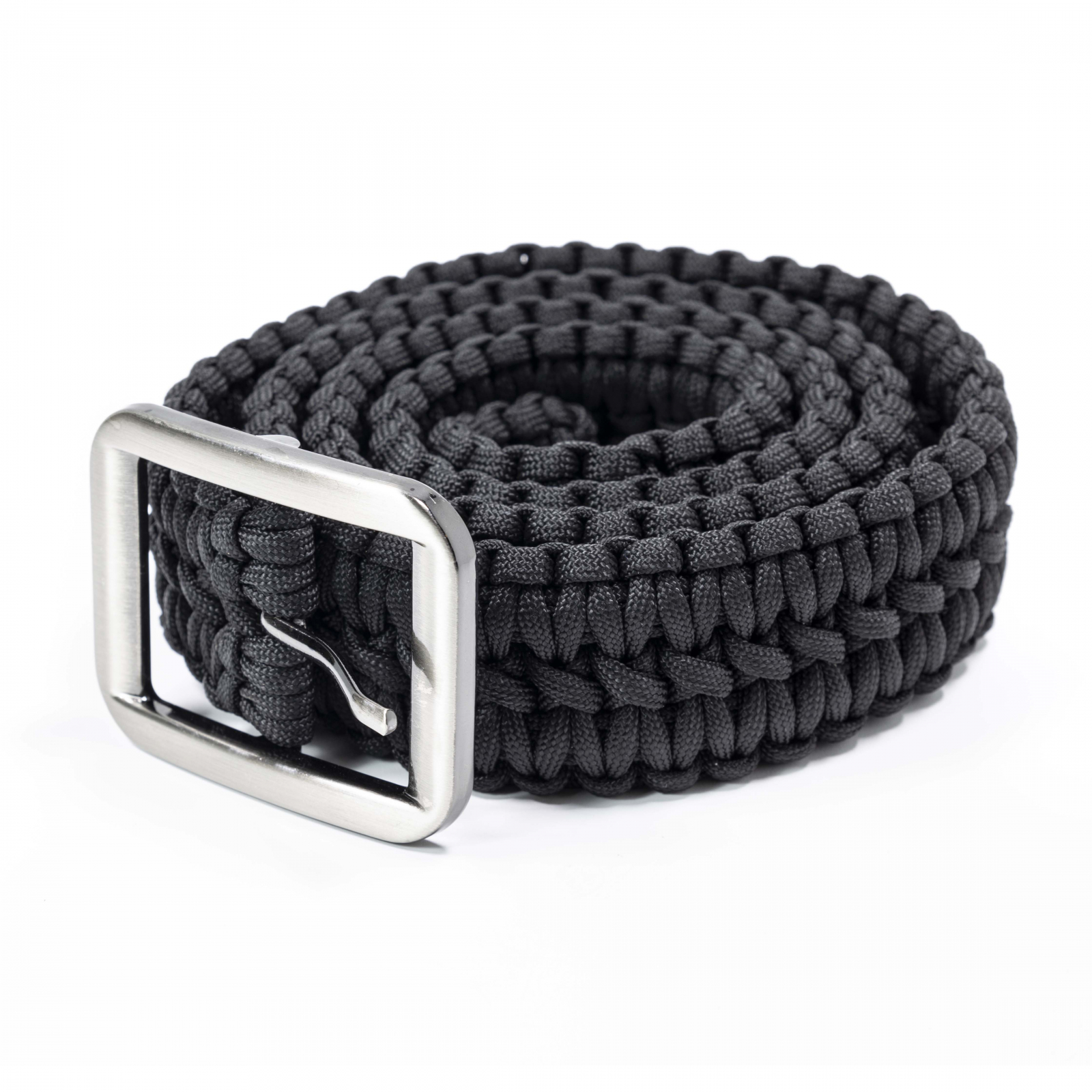 52in ASR Outdoor Milspec 550 Paracord Belt with Stainless Steel Buckle Survival
