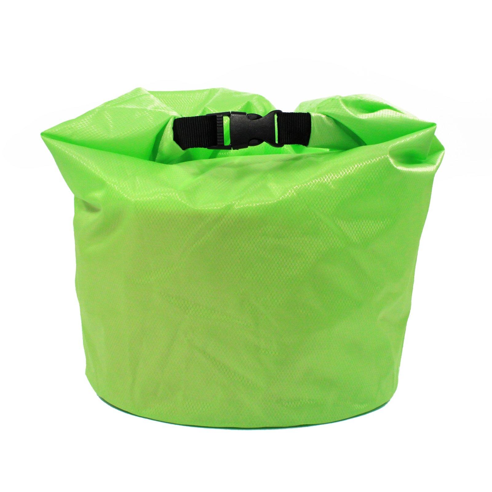 ASR Outdoor Dry Sack 10L Water Resistant 9 Inch Diamater 210T Terylene Material