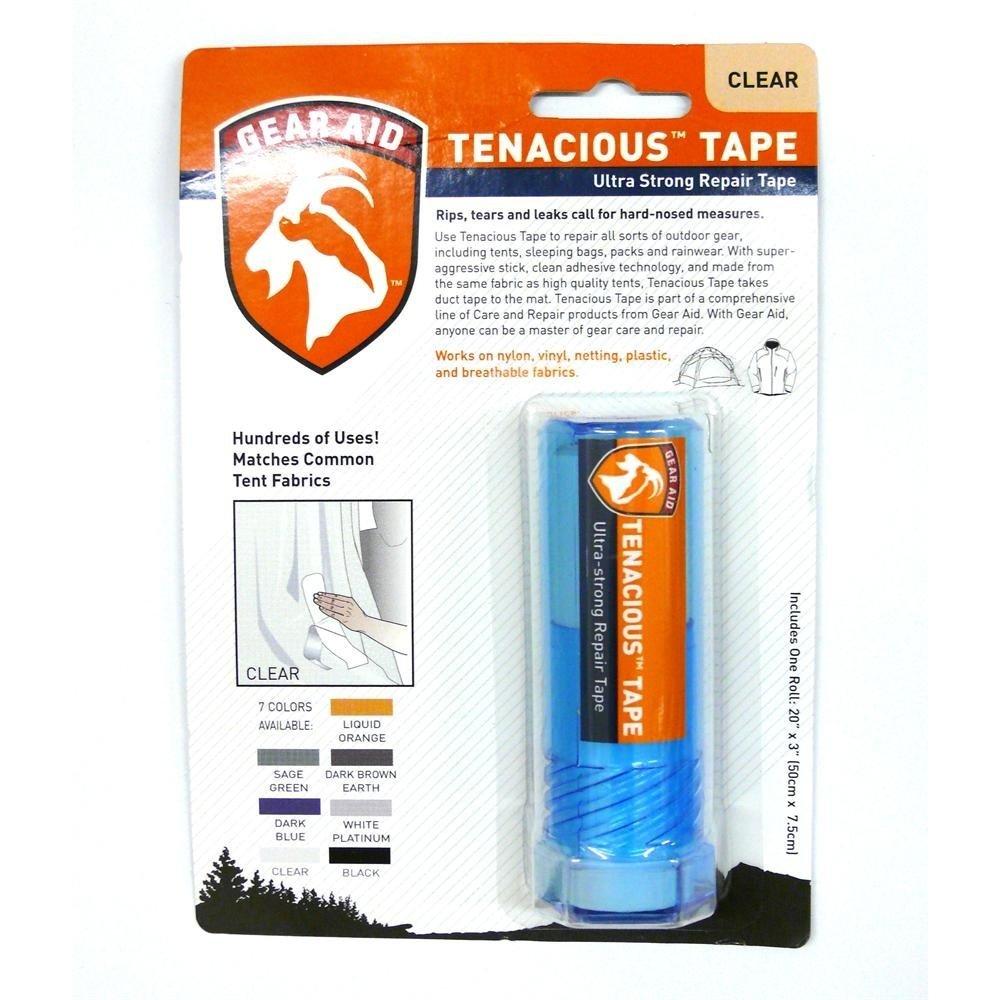 Gear Aid Tenacious Repair Tape - Clear