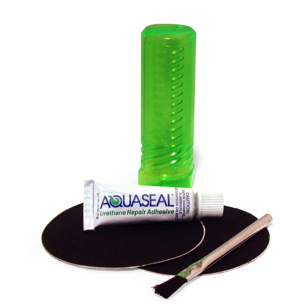 Wader Repair Kit with Aquaseal, Patches