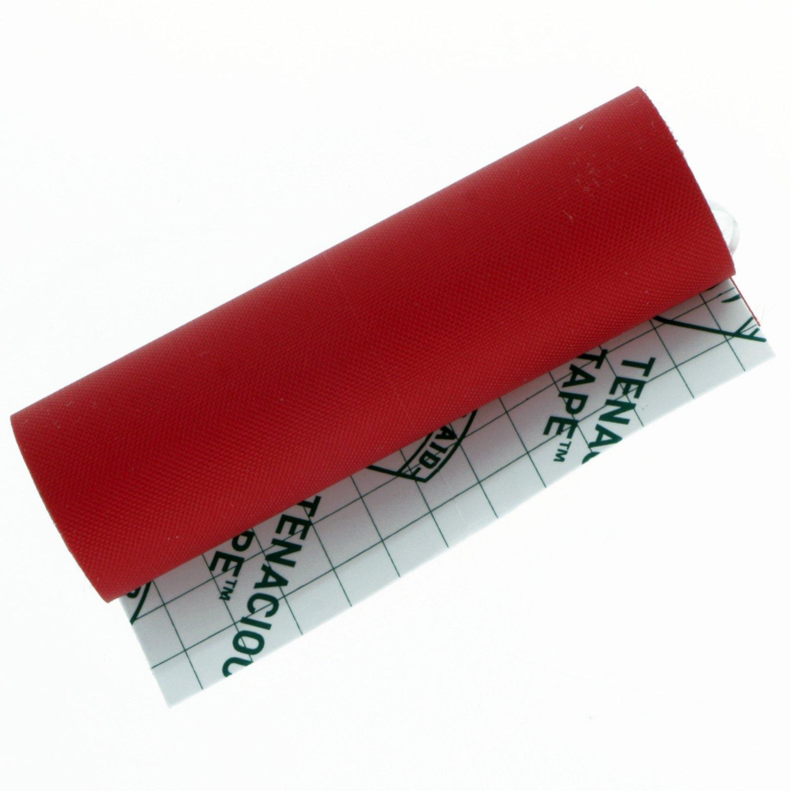 Tenacious Clean Adhesive Repair Tape - Red