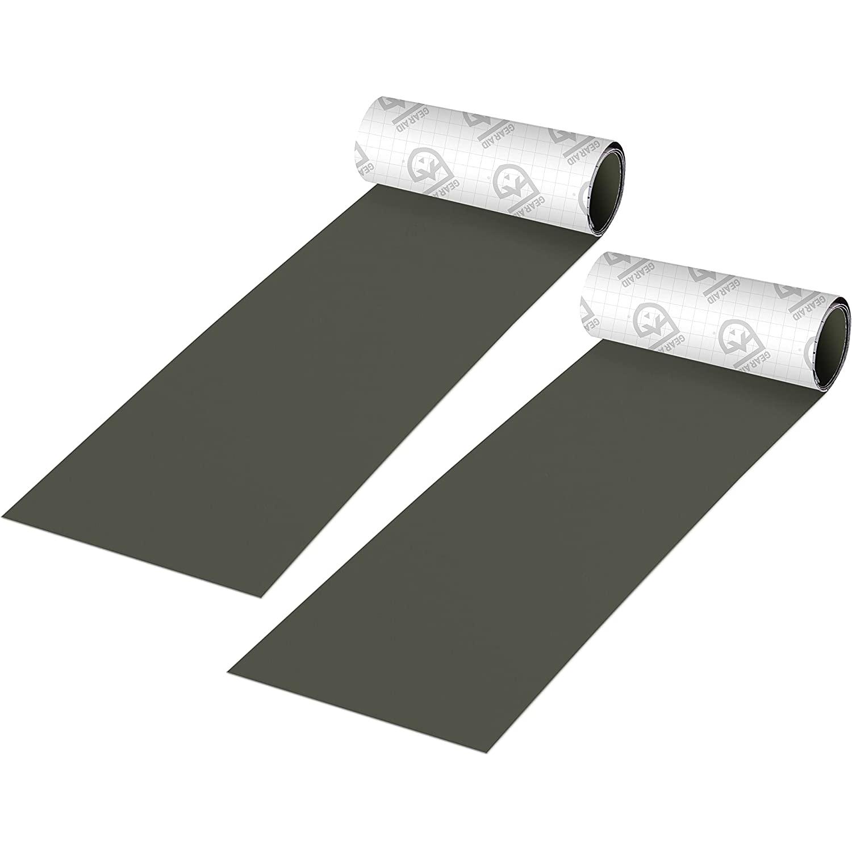 "GEAR AID Tenacious Tape Ripstop Repair Tape for Fabric and Vinyl, 3"" x 20"", OD Green, 2 Pack"
