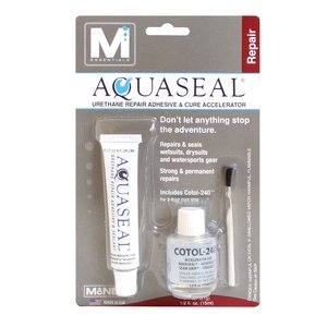 Gear Aid Aquaseal and Cotol-240 Combo Repair Adhesive