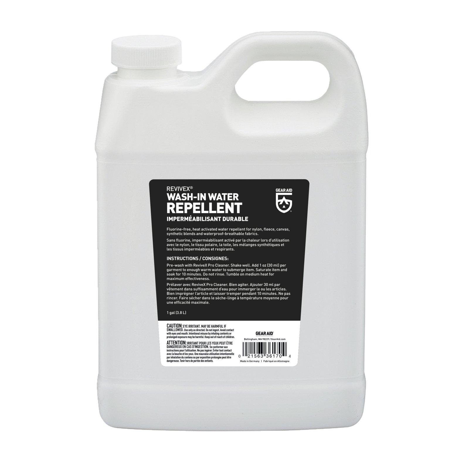 Revivex Wash In Water Repellent Waterproof Fluid Non-toxic - 1 Gallon