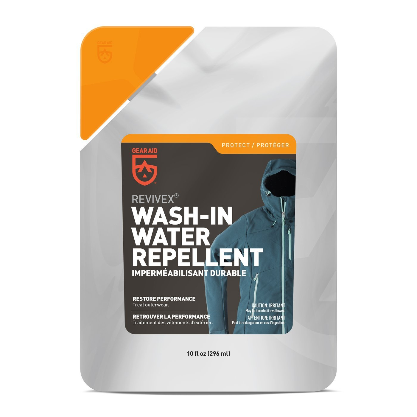 Gear Aid ReviveX Waterproofing Soak Restore for Outdoor Repair DWR - 10oz