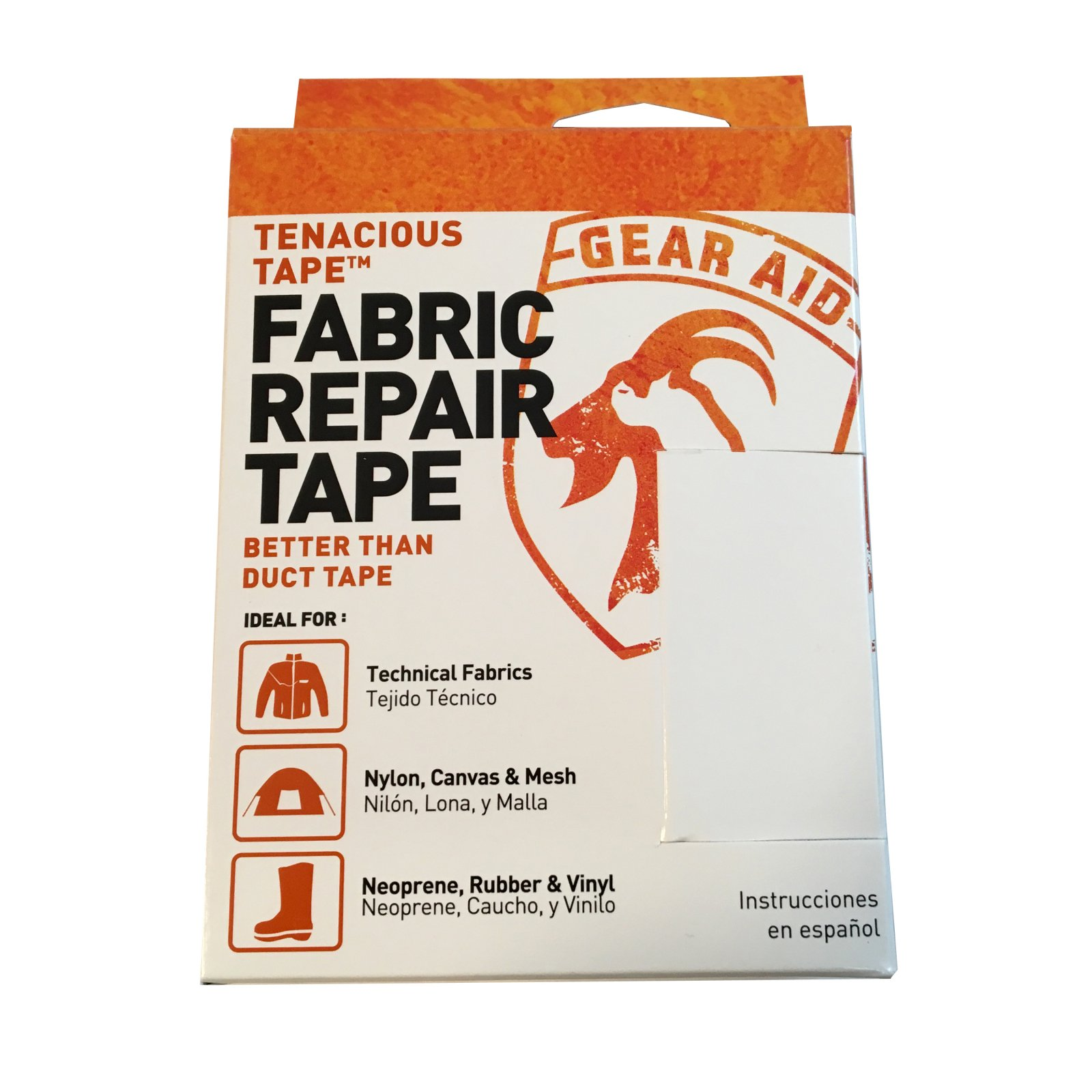 Gear Aid Tenacious Tape Fabric Repair 3 Inch Patches Outdoor Gear - 6pc Teal