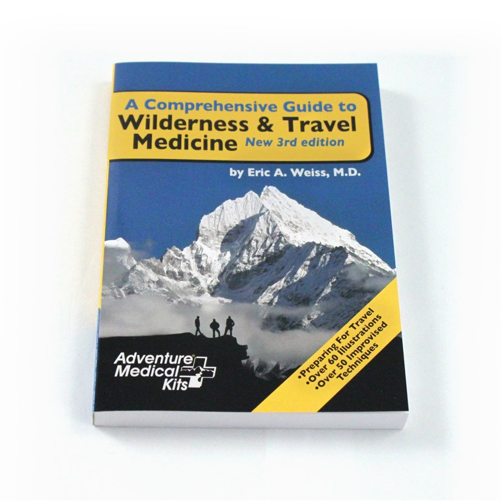 Gear Aid Wilderness Travel Medicine Emergency Guide