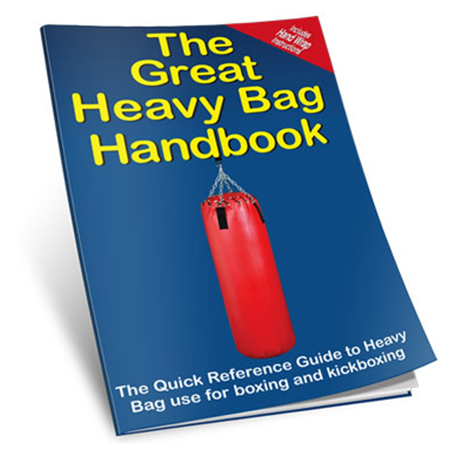 Productive Fitness The Great Heavy Bag Handbook Exercise Reference Guide