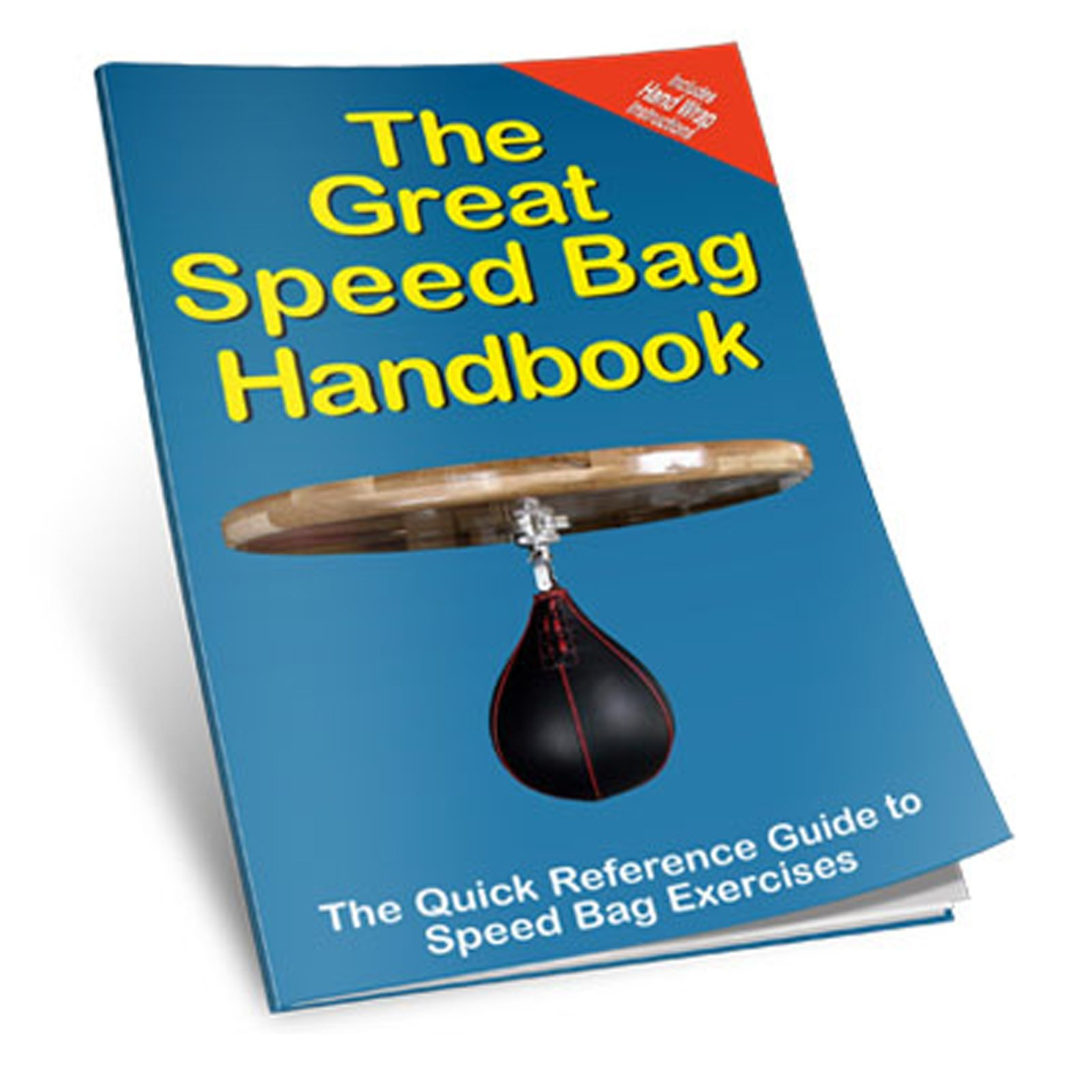 Productive Fitness The Great Speed Bag Handbook Exercise Reference Guide