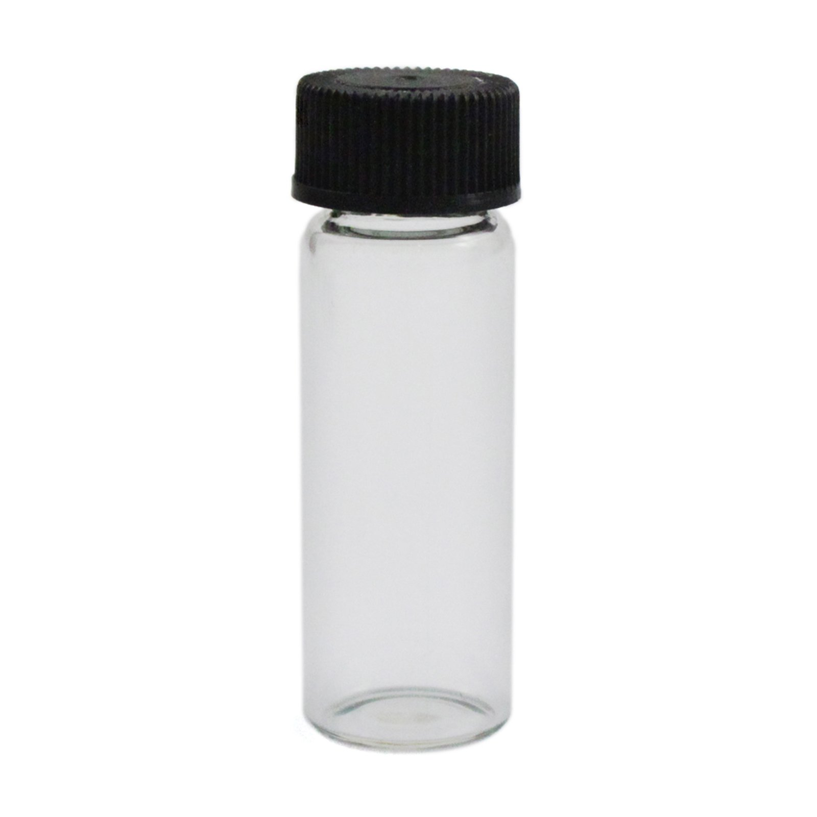 Glass Gold Vial - 1 dram