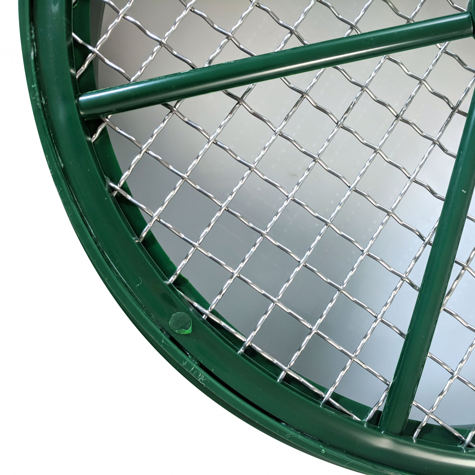 "Gold Rush Mineral Sifting Classifier Sieve Prospect Pan Screen (1/2"" Mesh)"