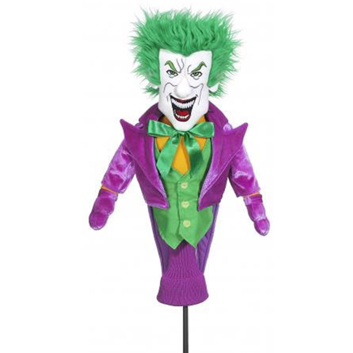Golf Head Cover Joker The Dark Knight 460cc Driver Wood Sporting Goods Headcover