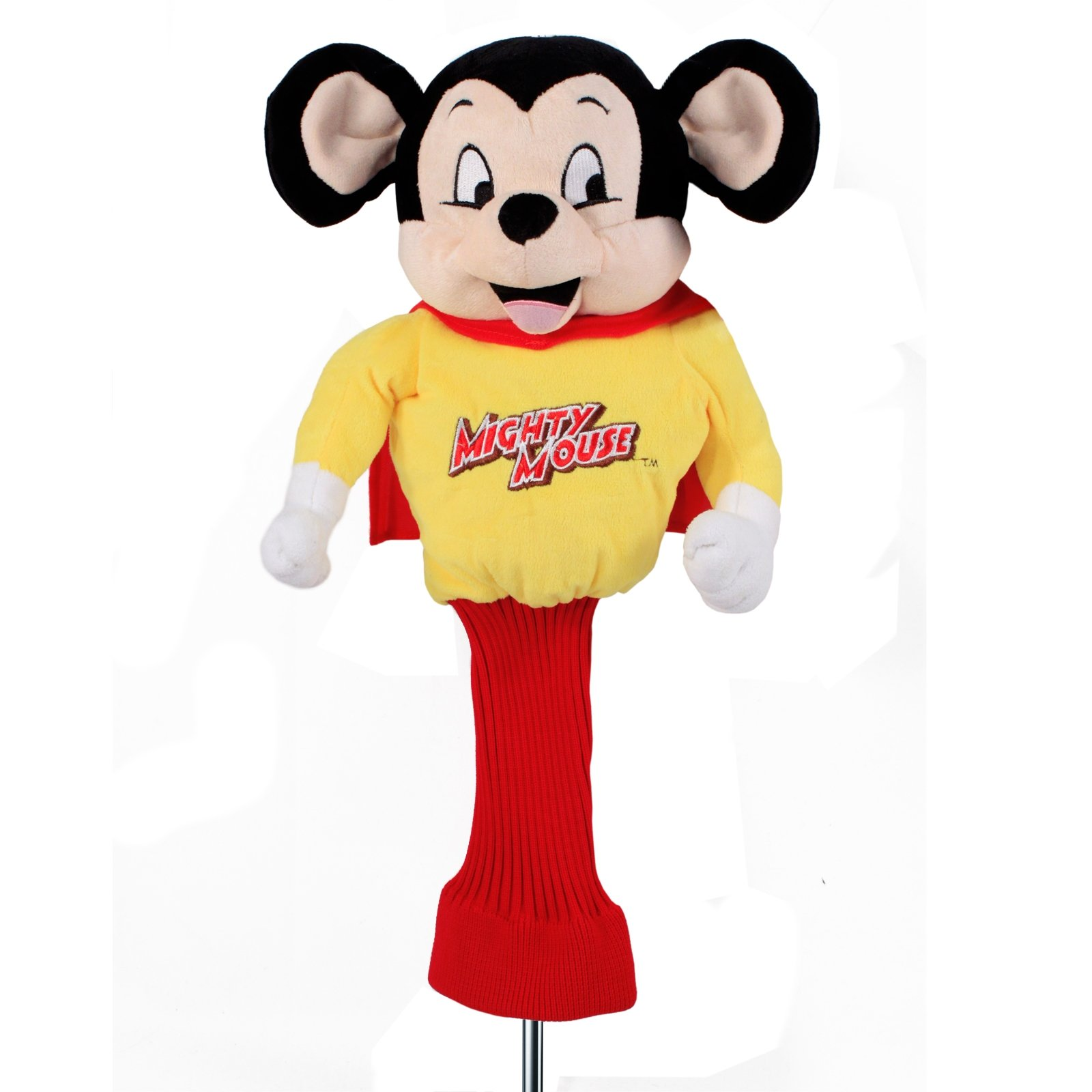 Officially Licensed Mighty Mouse Golf Club Head Cover - 460cc