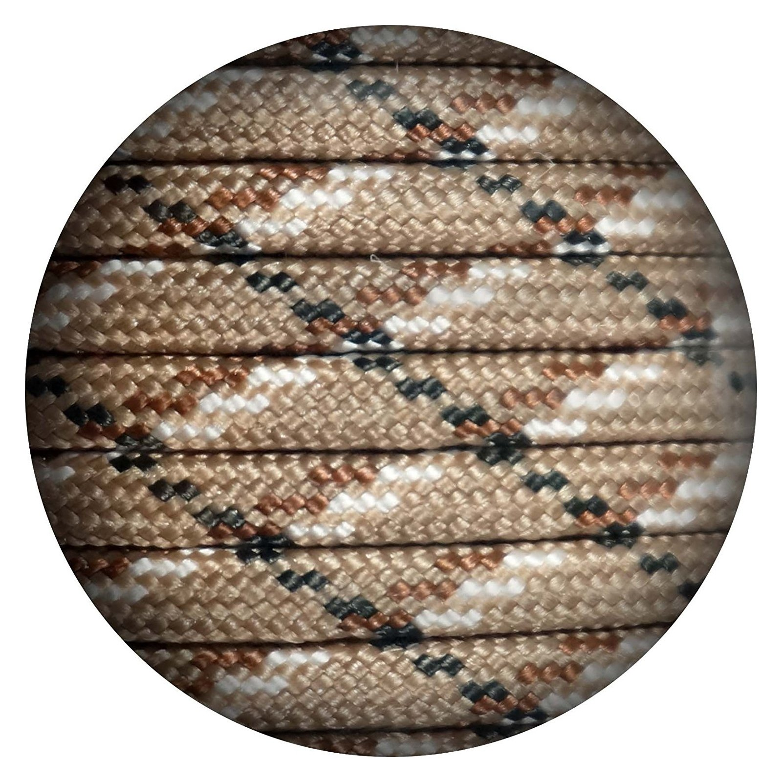 ASR Outdoor Survival Multi-Purpose Paracord Rope Desert Camo - 100ft