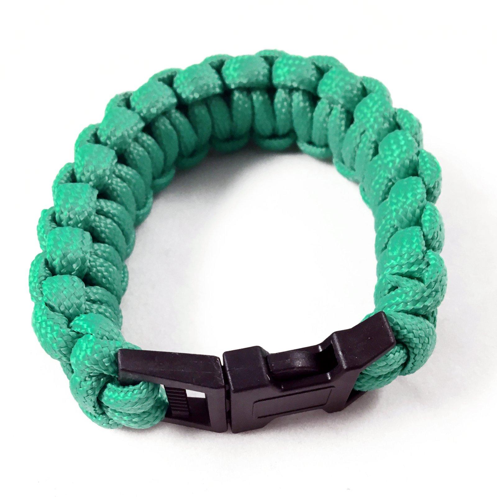 ASR Outdoor - Paracord Bracelet - Green