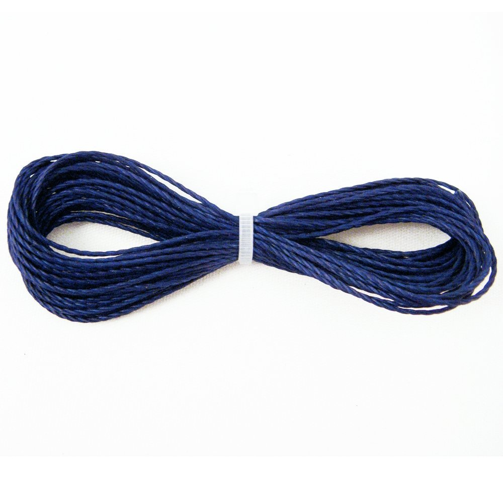 Kevlar 200lb Strength Hobby Sport Survival Para Cord 50ft Blue