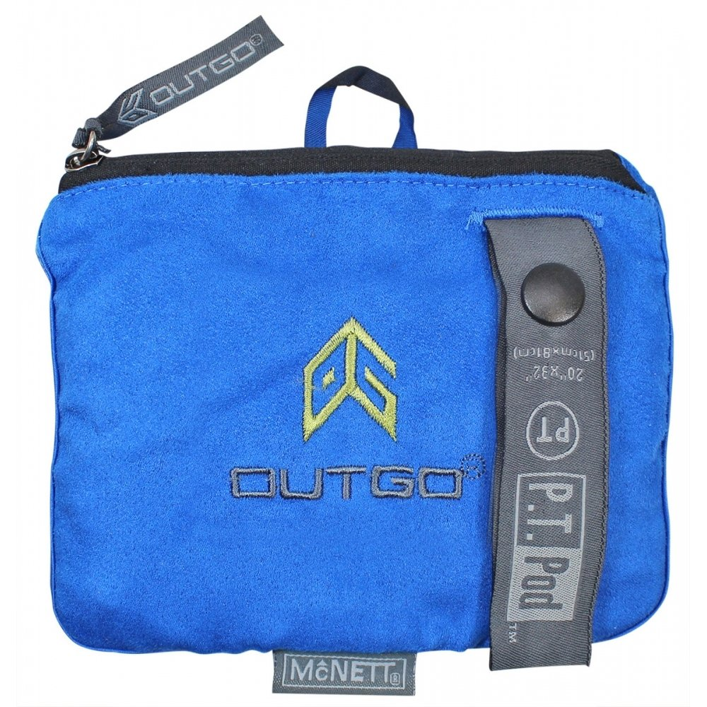 PT Pod Physical Fitness Workout Towel for Outdoor Recreation Blue