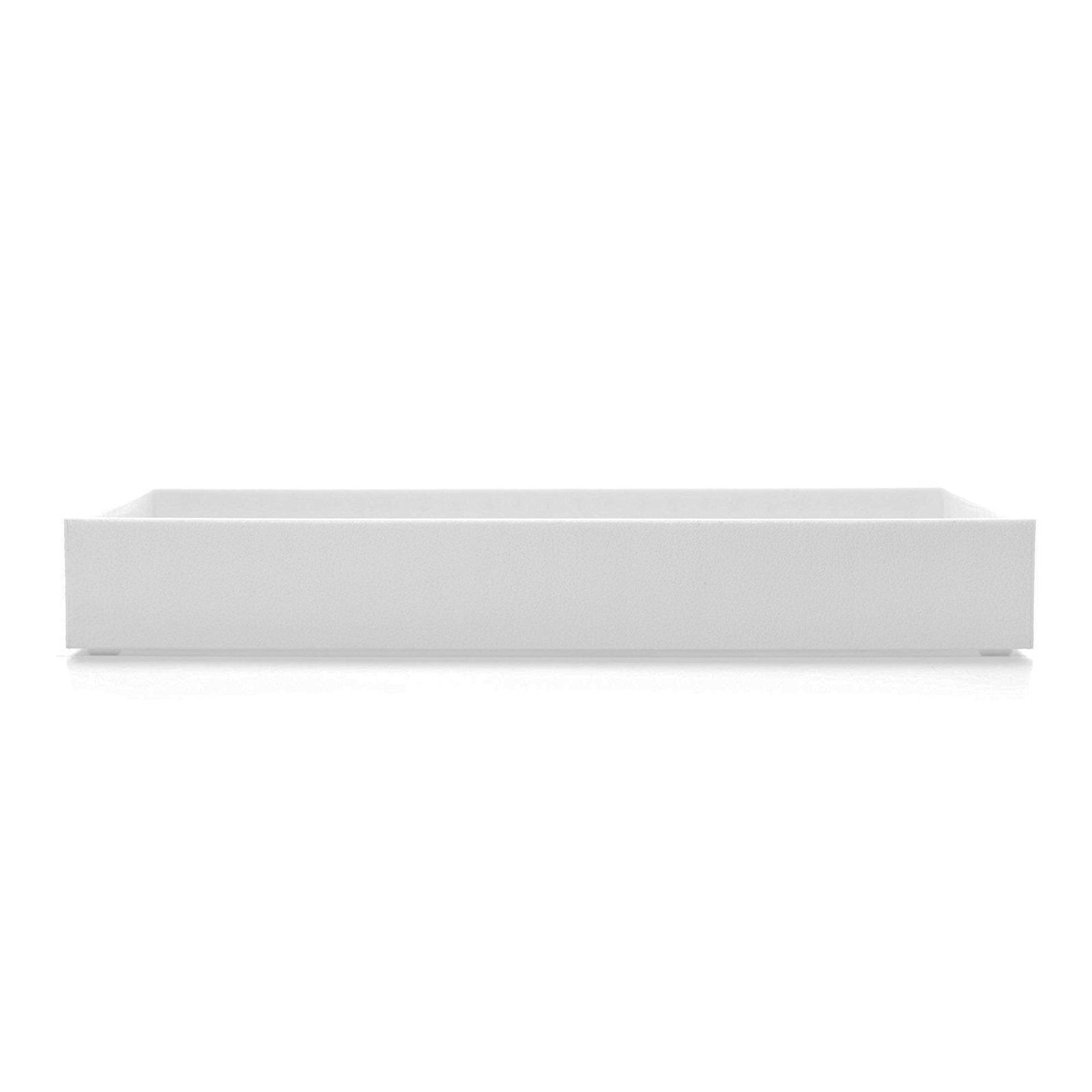 "SE JT912W 2"" Jeweler's ABS Display Tray, White"