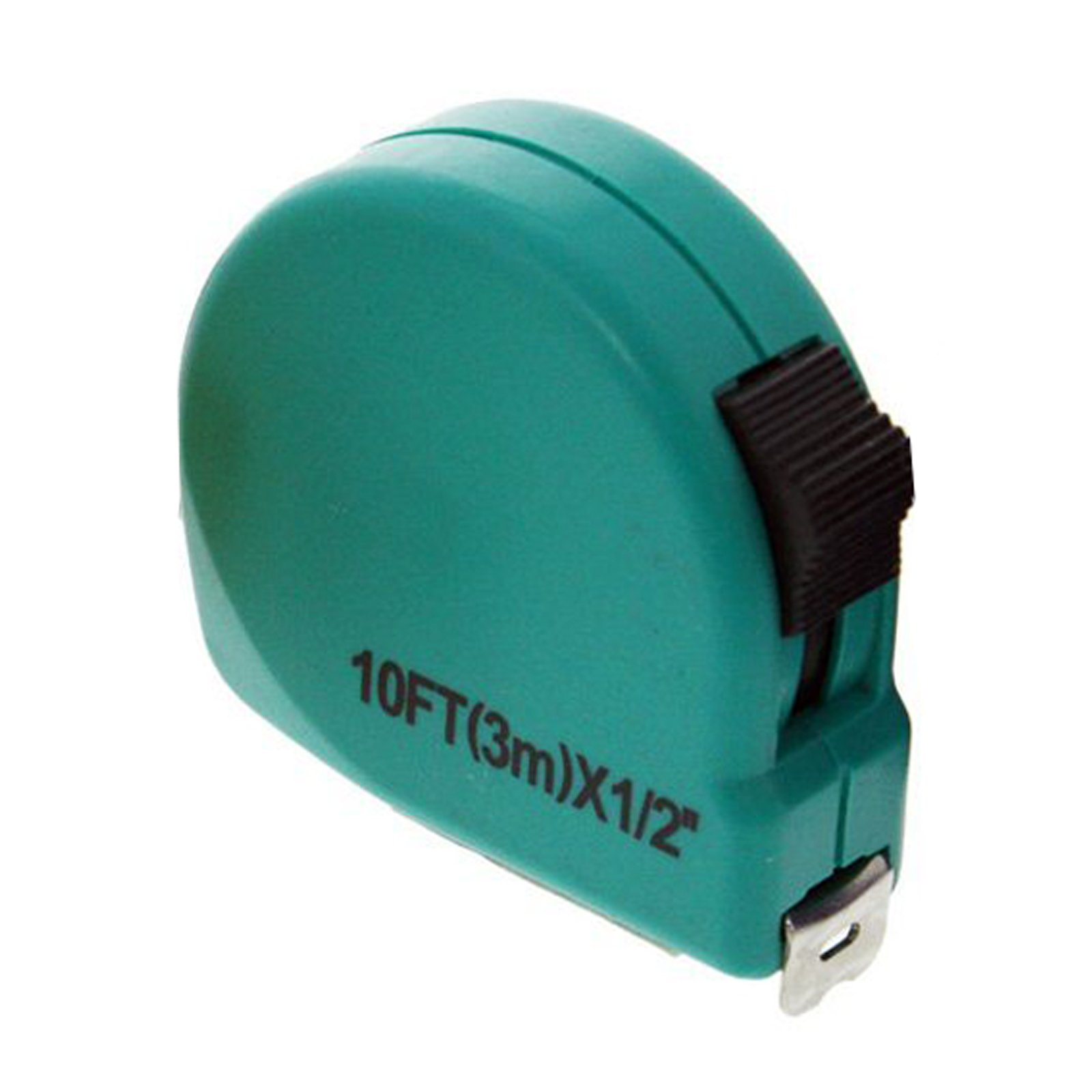 Universal Tool 10ft Measuring Tape Metric SAE 3 Meters Tape Measure - Teal