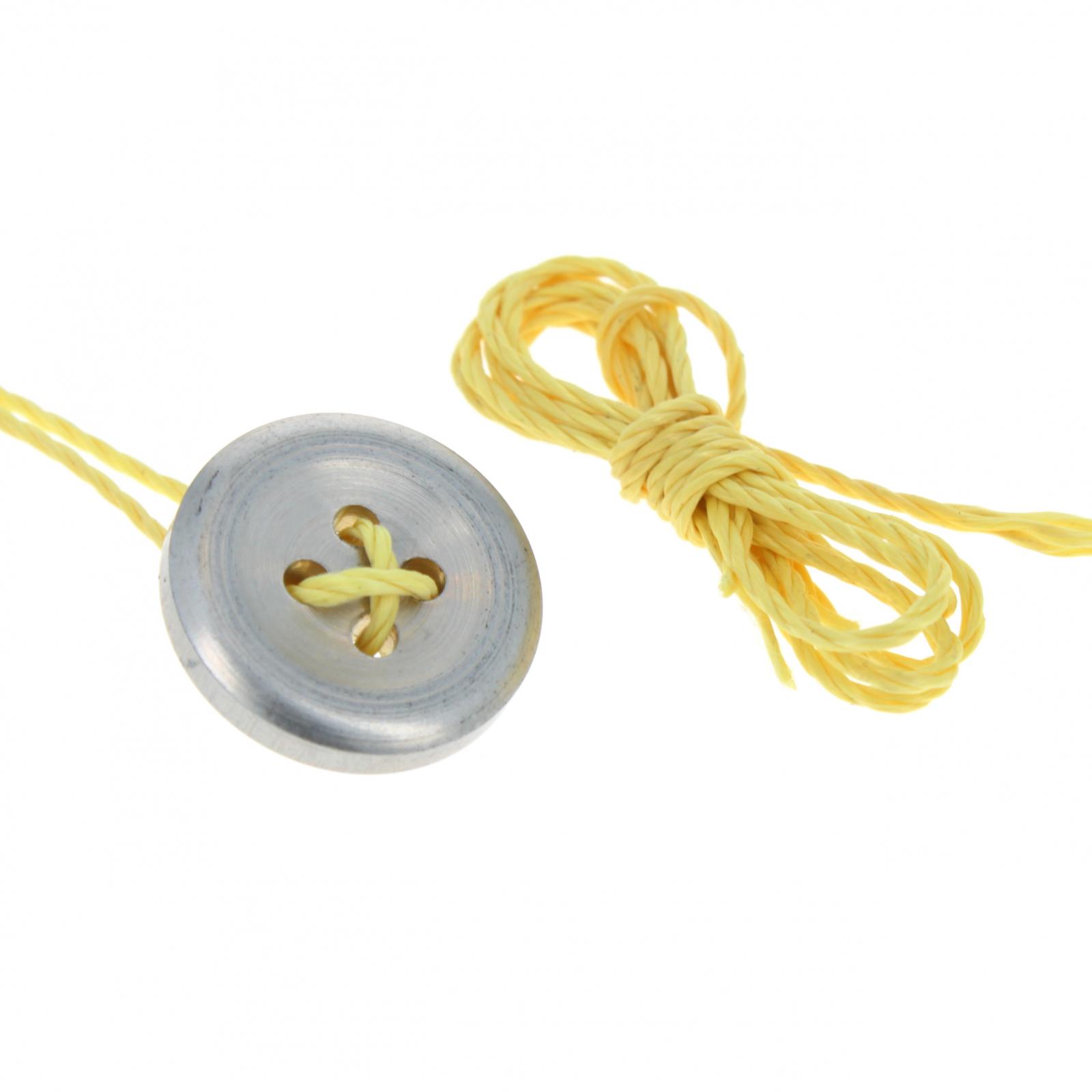 ASR Tactical Fire Button Fire Starter Magnesium 3ft Kevlar