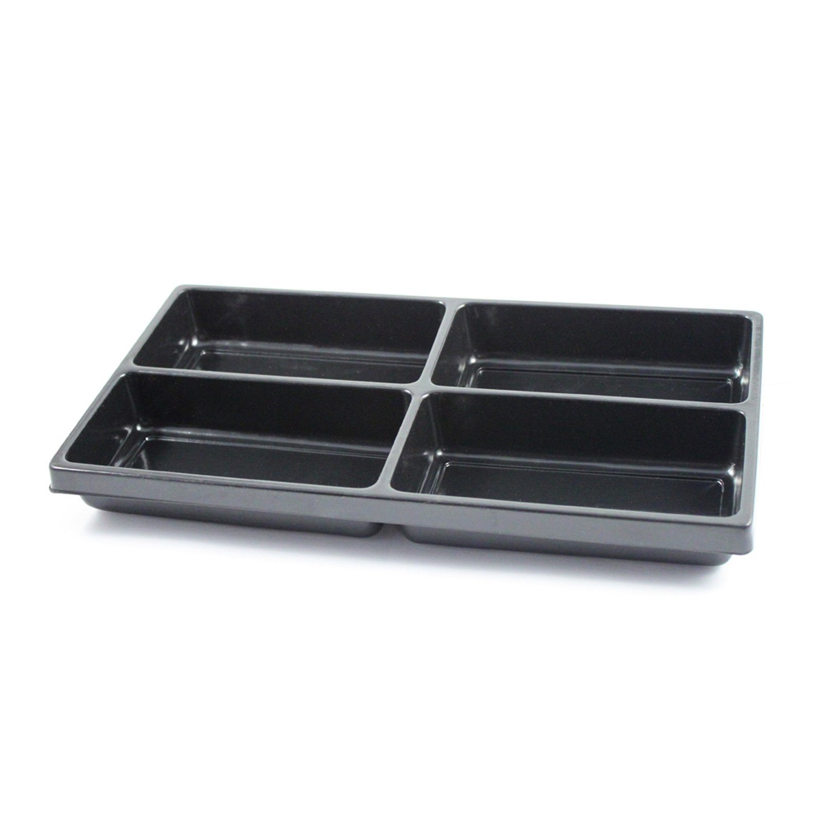 Universal Tool Liner Tray With 4 Compartments