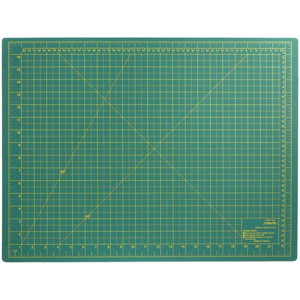Extra Large Self Healing Cutting Board Mat 24 x 18 Inch