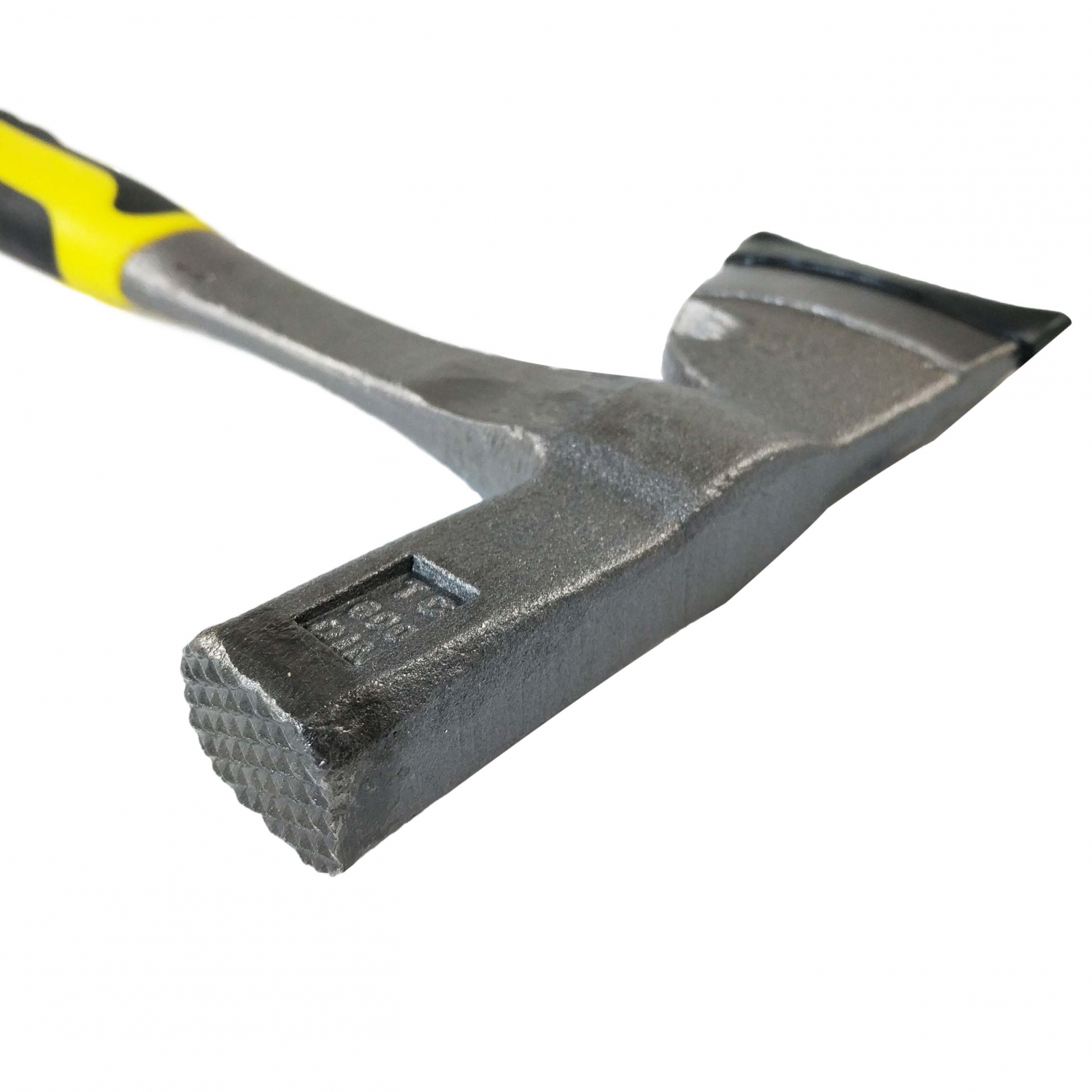 Multi-Use Dual Head Hatchet and Textured Hammer Combo