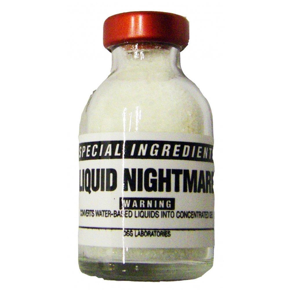 Special Ingredients Liquid Nightmare Instant Gel Prank Device
