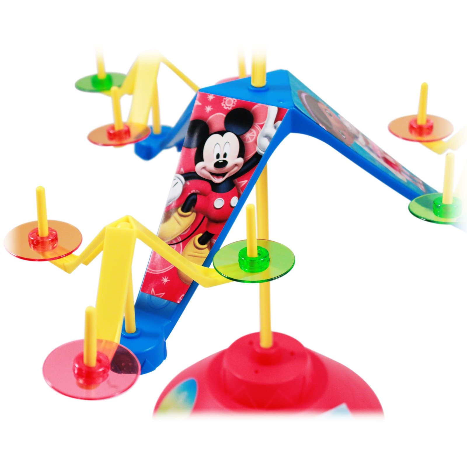 Disney Junior Balancing Mickey Mouse Clubhouse, Jake the Pirate, Doc McStuffins