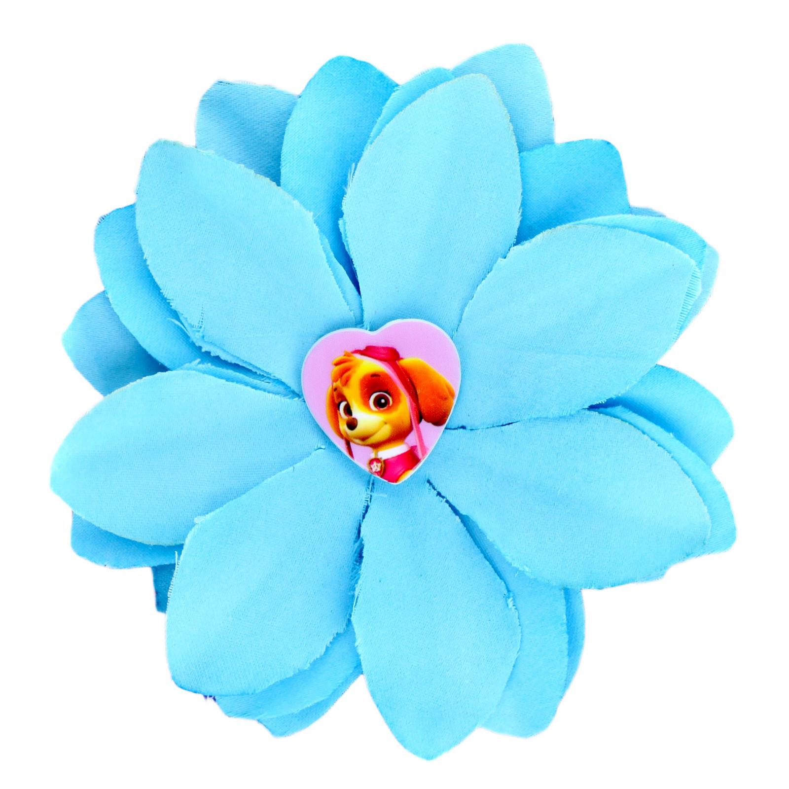 Paw Patrol Skye Blue Flower Hair Clip Fashion Accessory